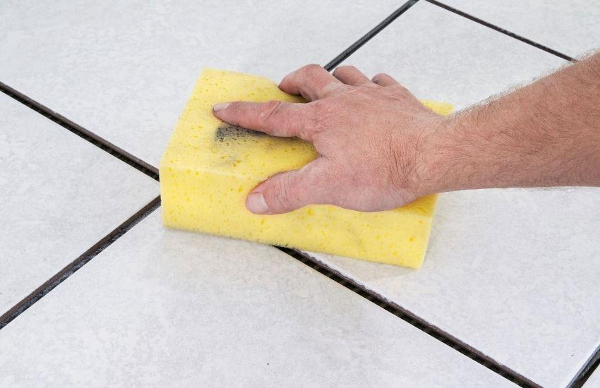tile floor cleaning hacks