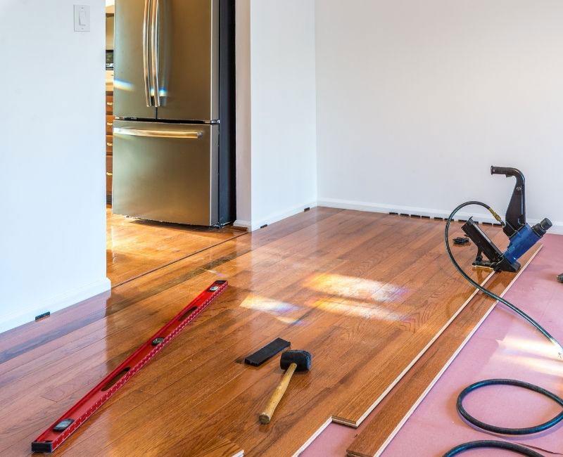 Belvedere Park GA flooring installation services